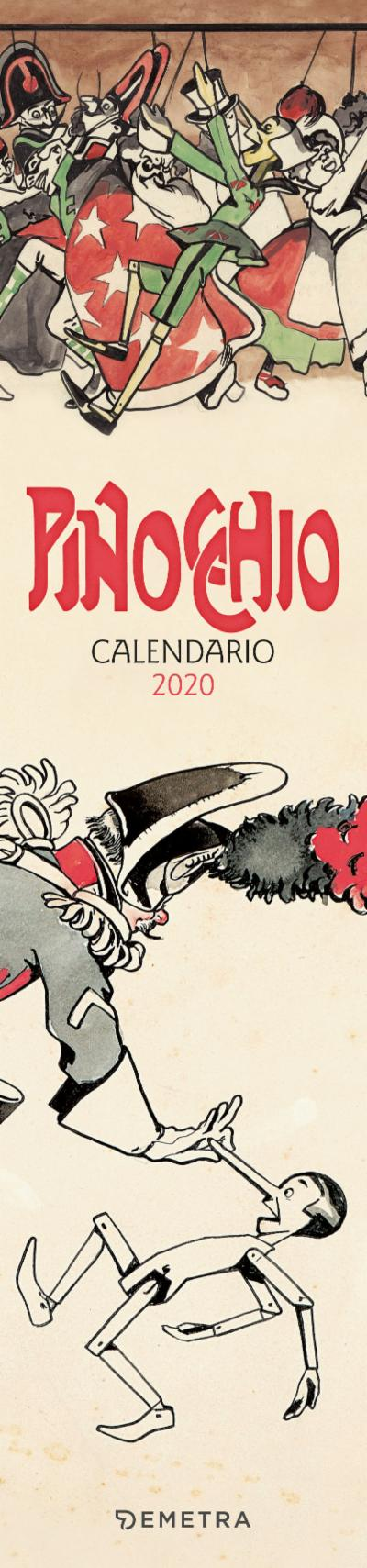 Calendario Pinocchio 2020