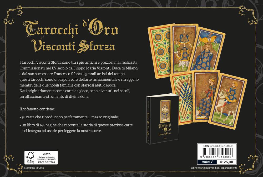 I tarocchi d'oro Visconti-Sforza