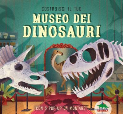 Costruisci il tuo museo dei dinosauri