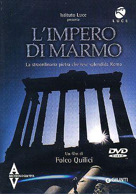 L'impero di marmo dvd