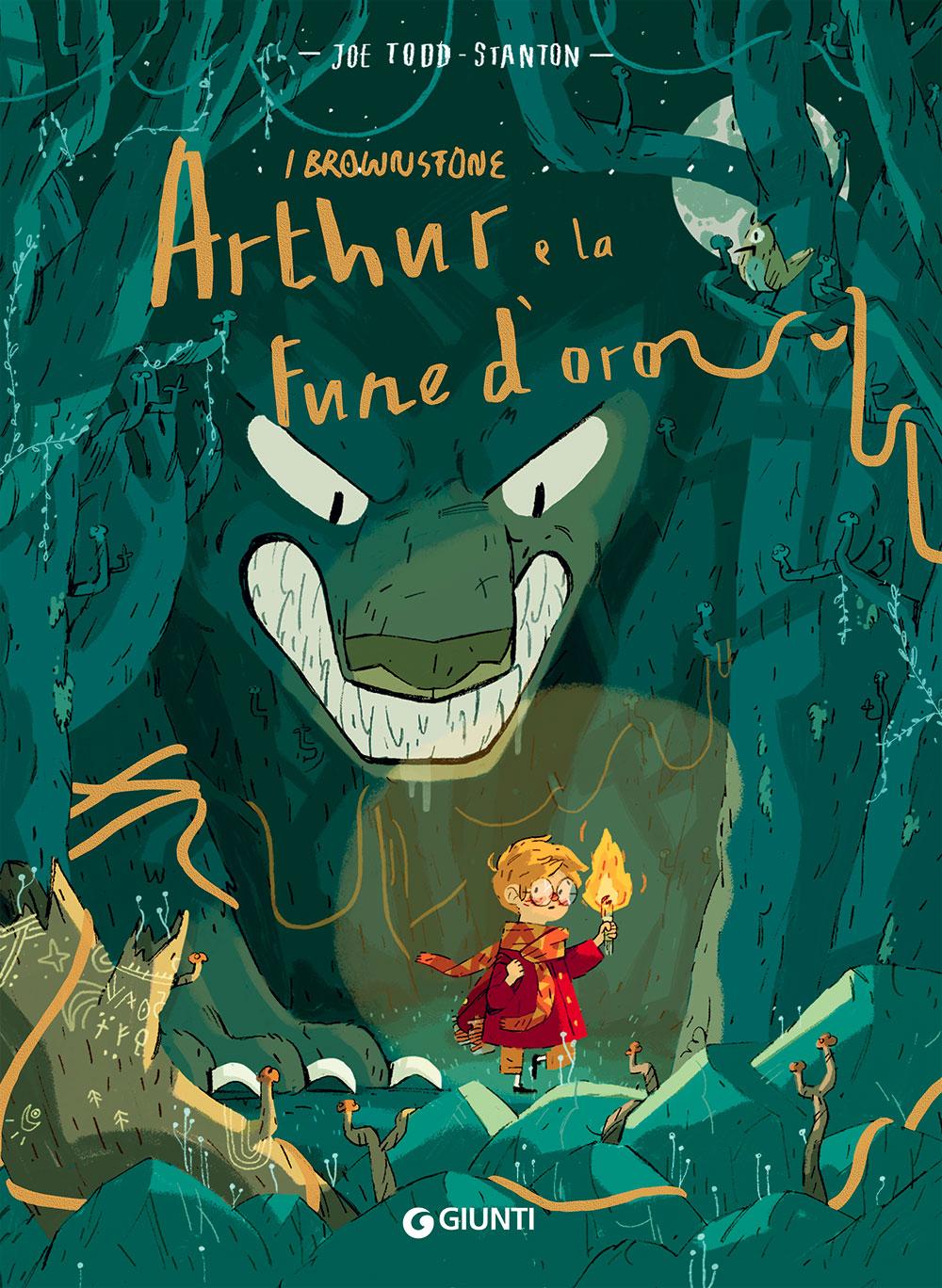 Arthur e la fune d'oro