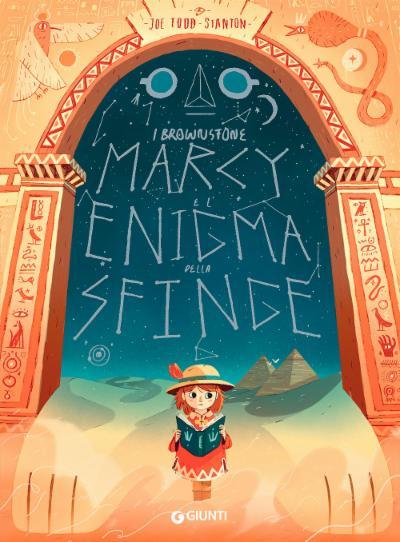 Marcy e l'enigma della sfinge