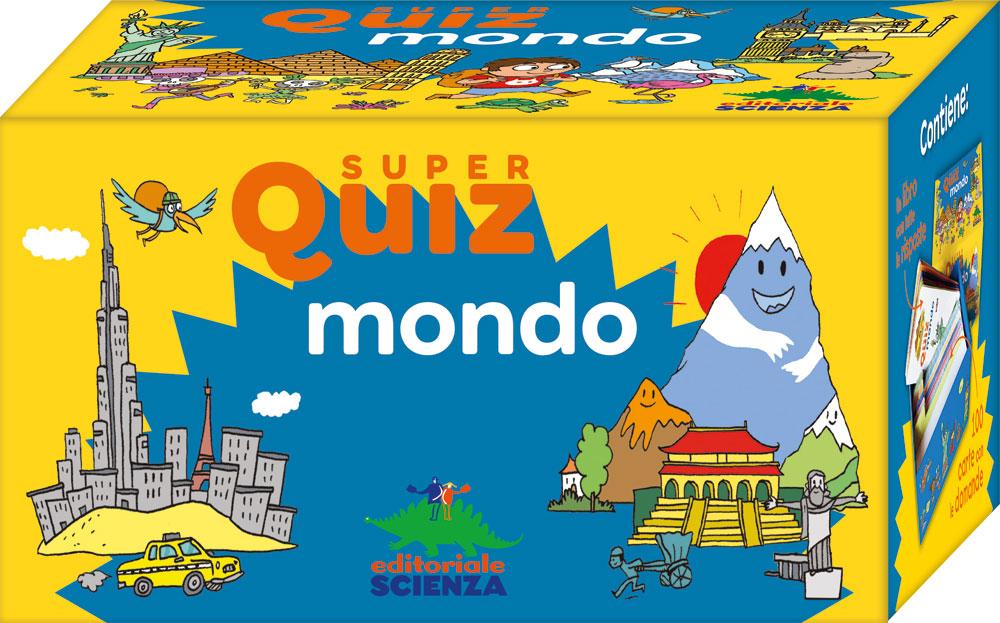 Super quiz: Mondo
