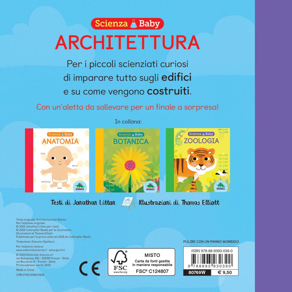Scienza baby: architettura