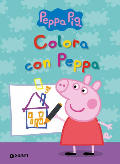Colora con Peppa