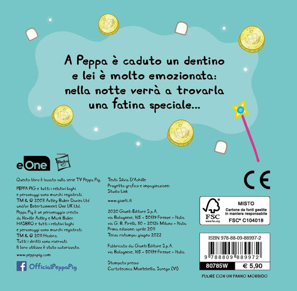 Peppa - La fatina dei dentini