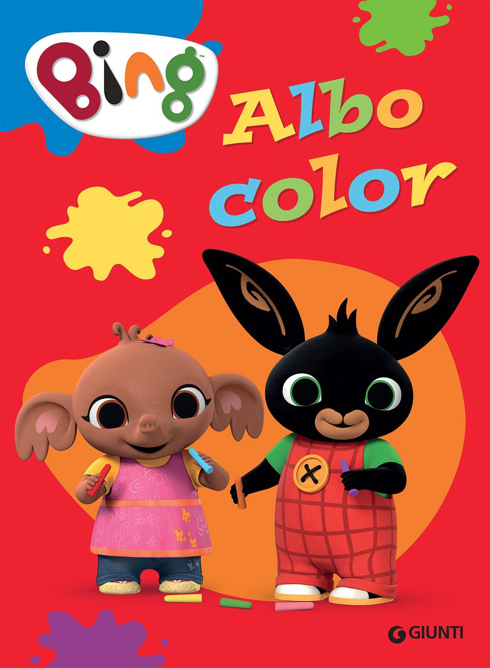 Bing - Albo color