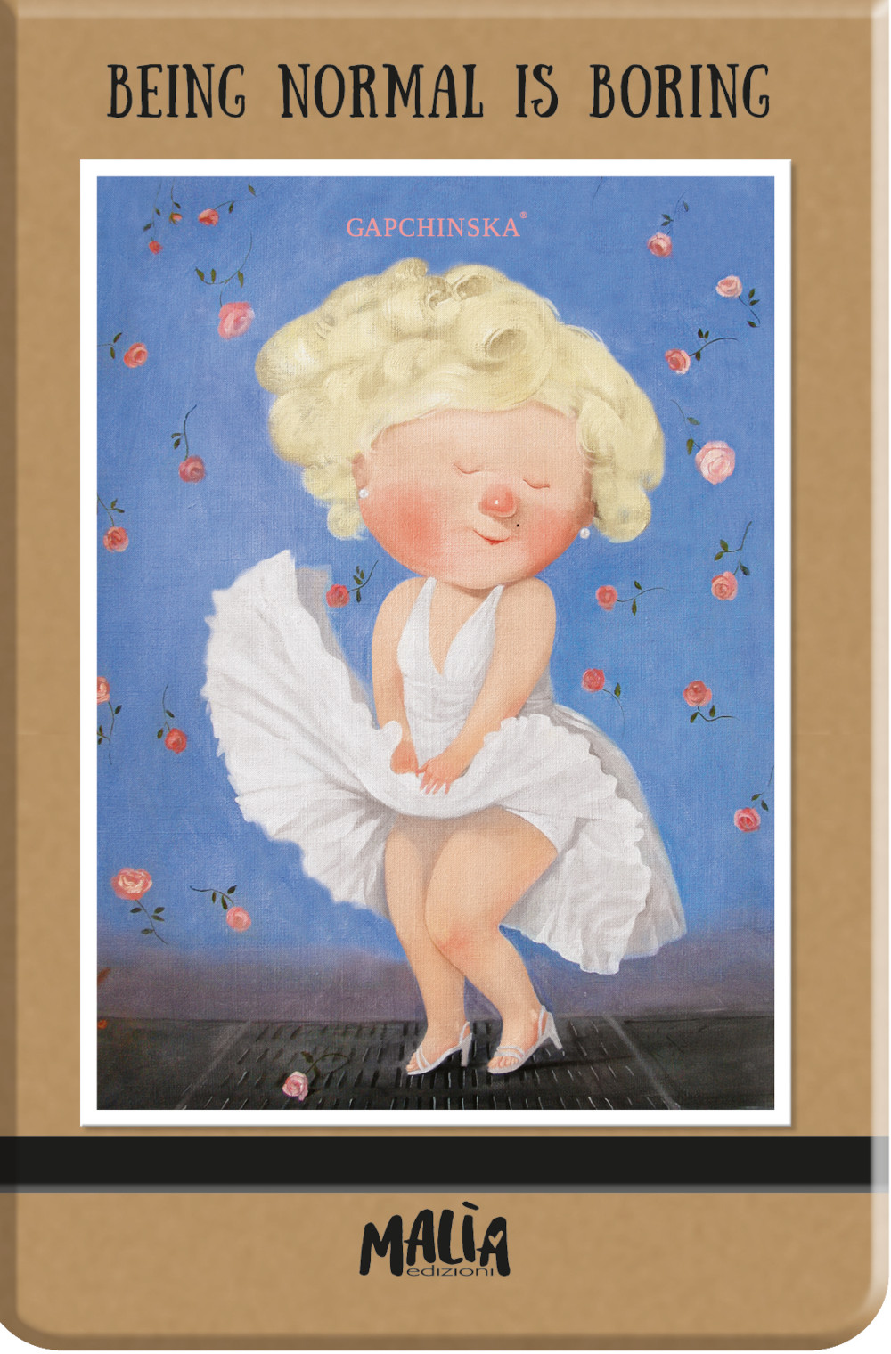 Pocket Book - Marilyn