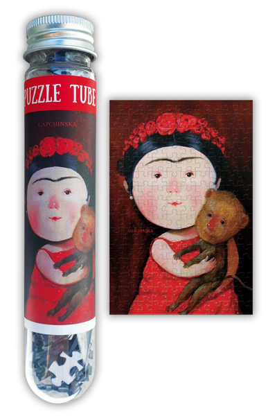 Puzzle Tube Frida Collection