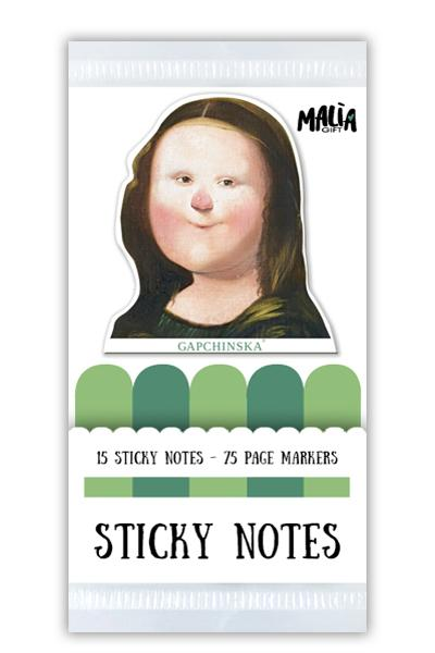 Sticky Notes Leonardo Collection