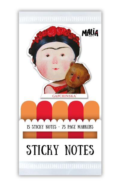 Sticky Notes Frida Colletion