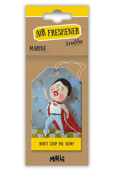 Air & Car Freshener Freddie Collection