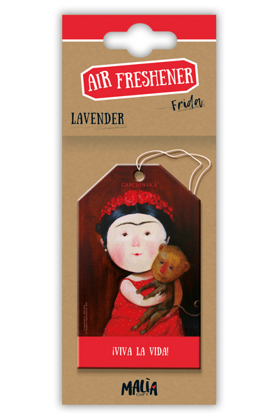 Air & Car Freshener Frida Collection
