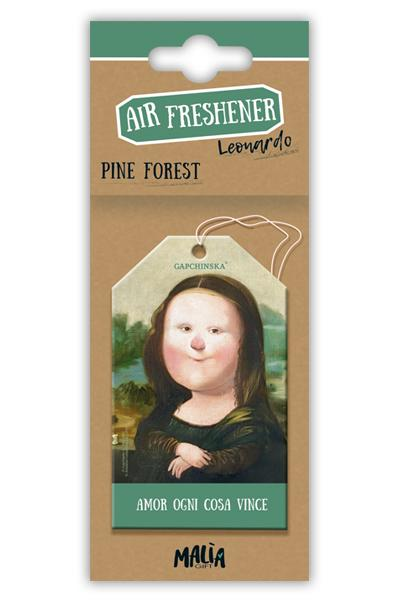 Air & Car Freshener Leonardo Collection