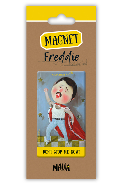 Magnet Freddie Collection