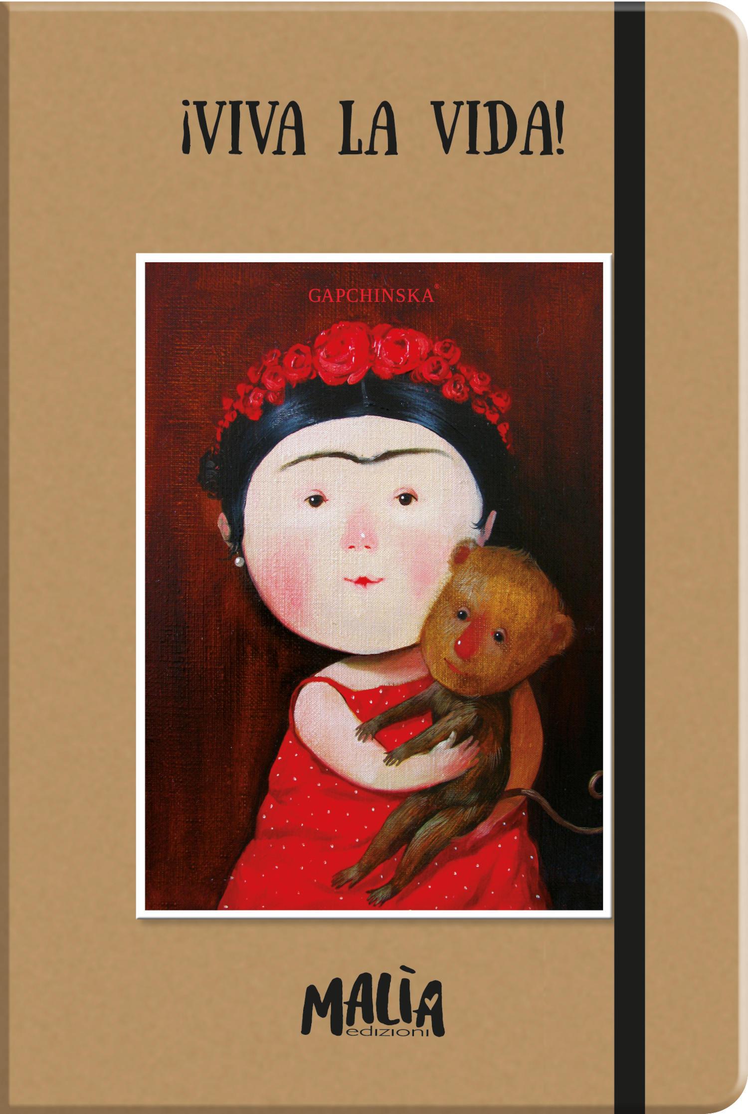 Memory Book - Frida