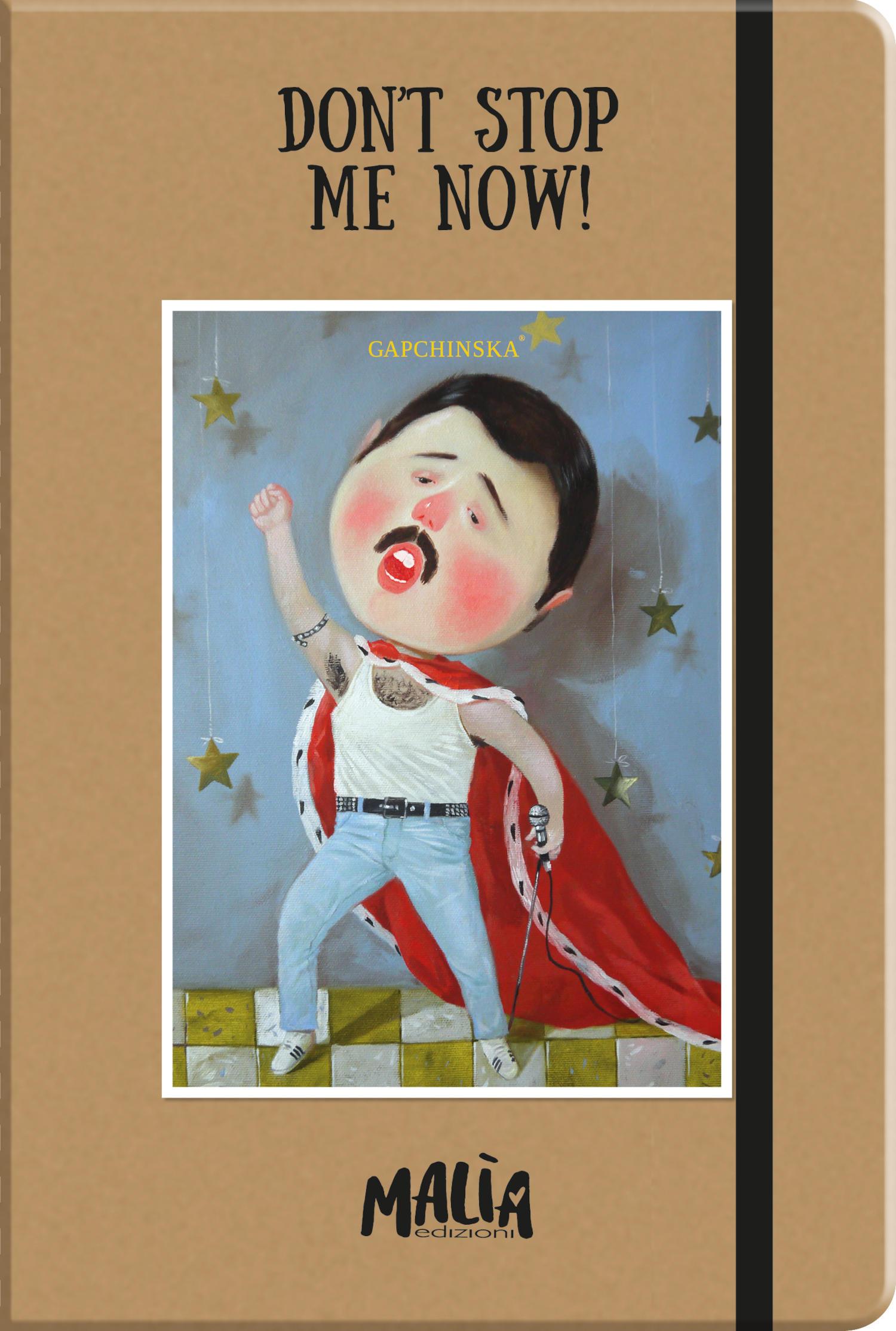Memory Book - Freddie
