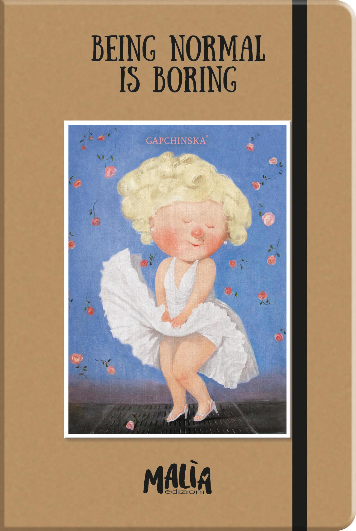Memory Book - Marilyn