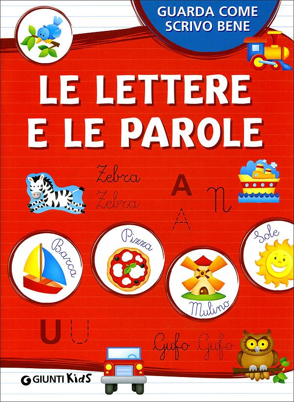 Le lettere e le parole