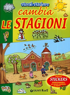 Cambia le stagioni - visual stickers