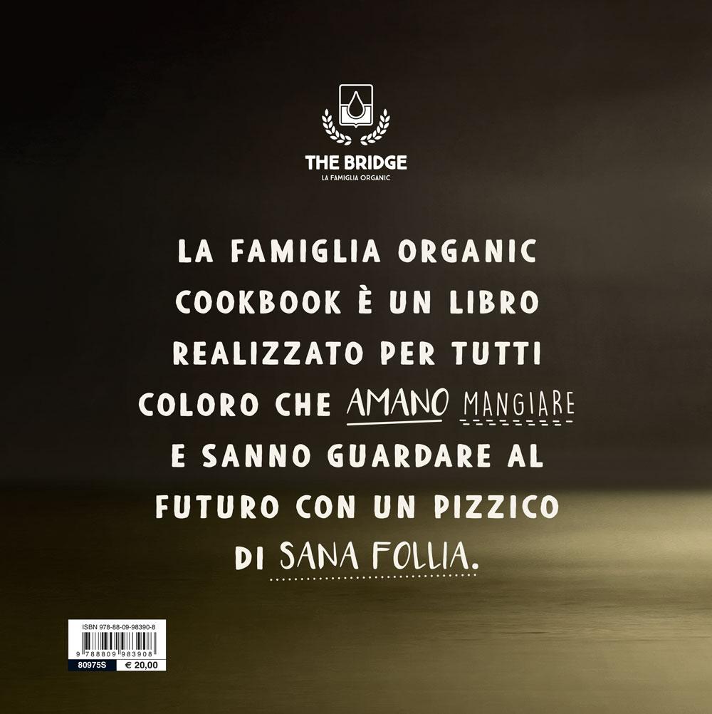 La famiglia organic cookbook