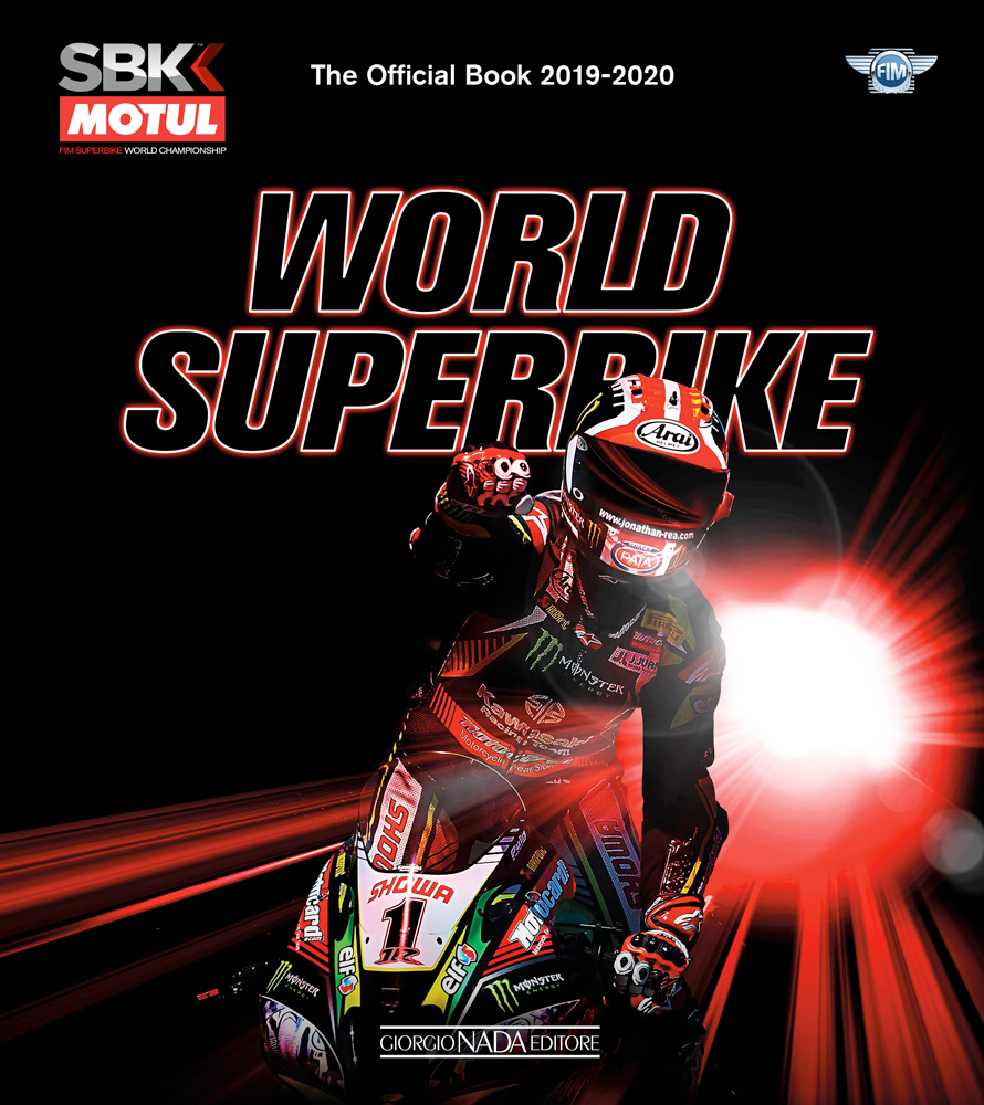 WORLD SUPERBIKE 2019-2020 The Official book (edizione inglese)