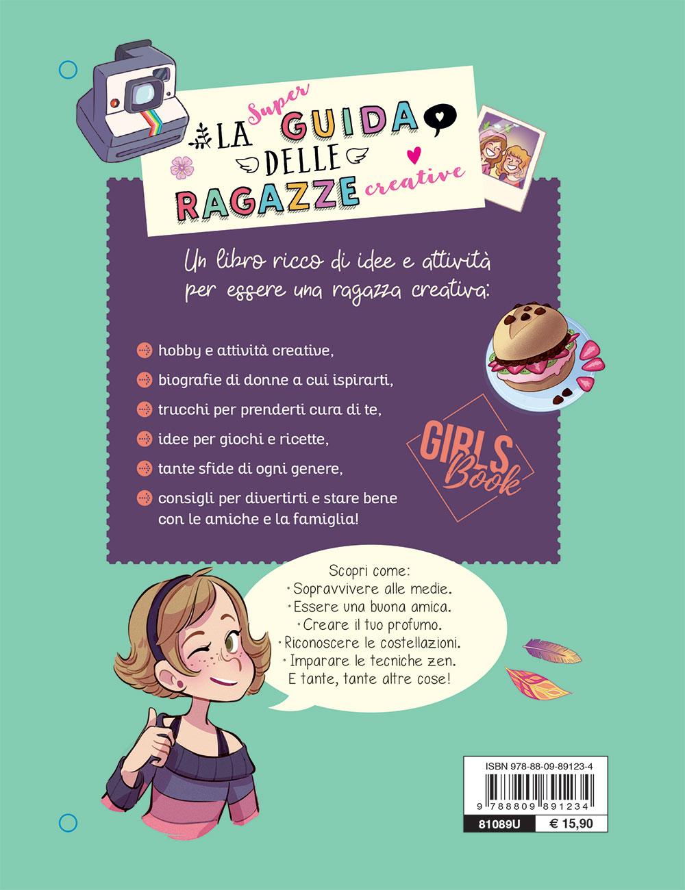 La super guida delle ragazze creative