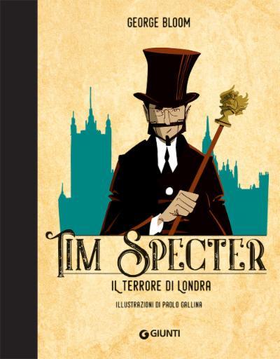 Tim Specter. Il terrore di Londra