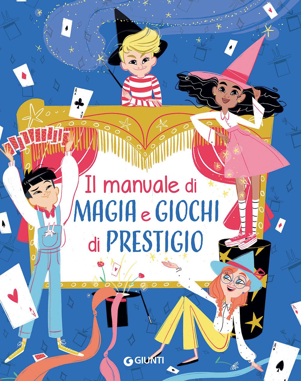 Il manuale di magia e giochi di prestigio