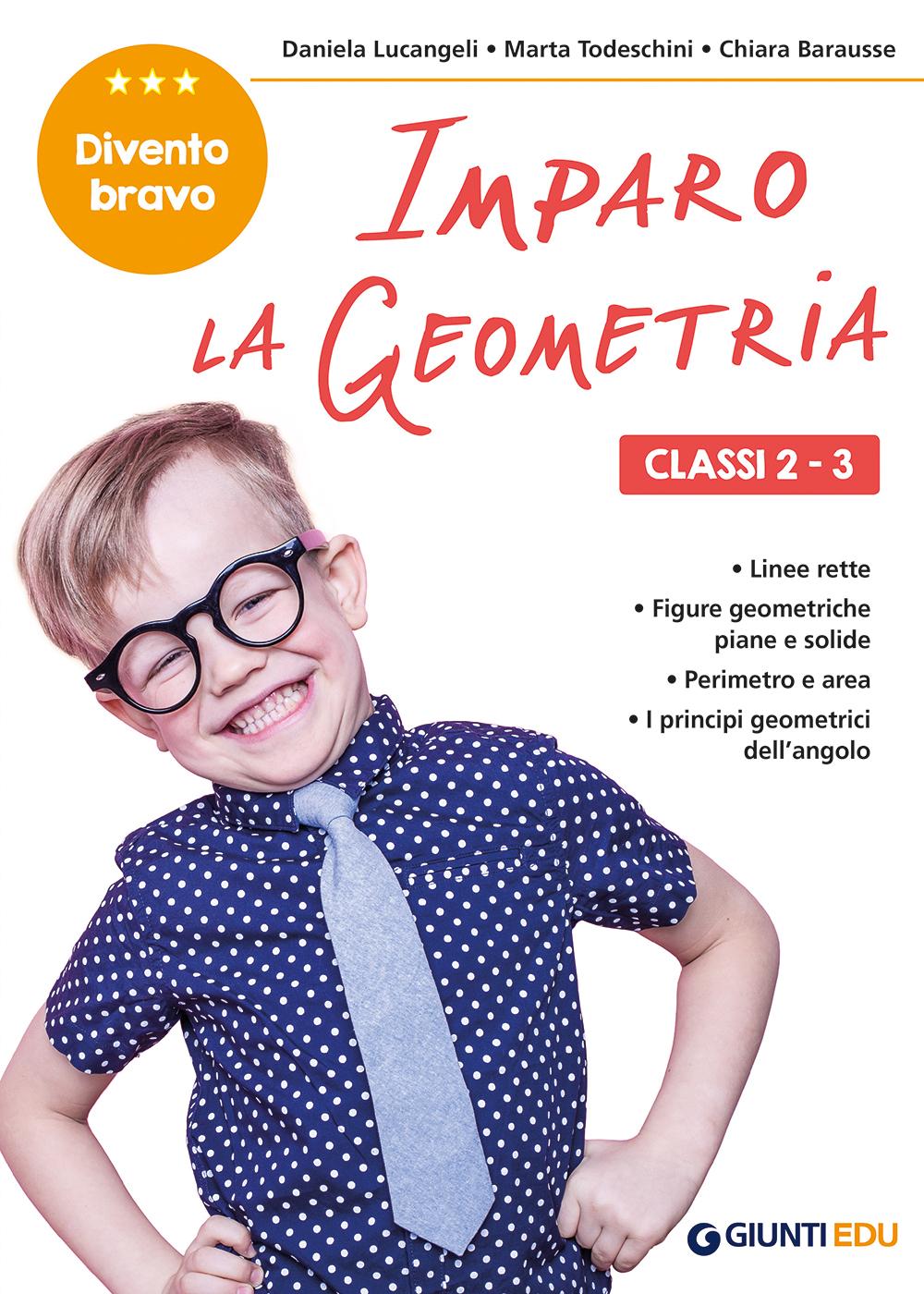 Imparo la Geometria classi 2-3