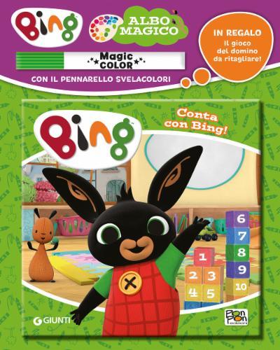 Albo Magico Bing - Conta con Bing