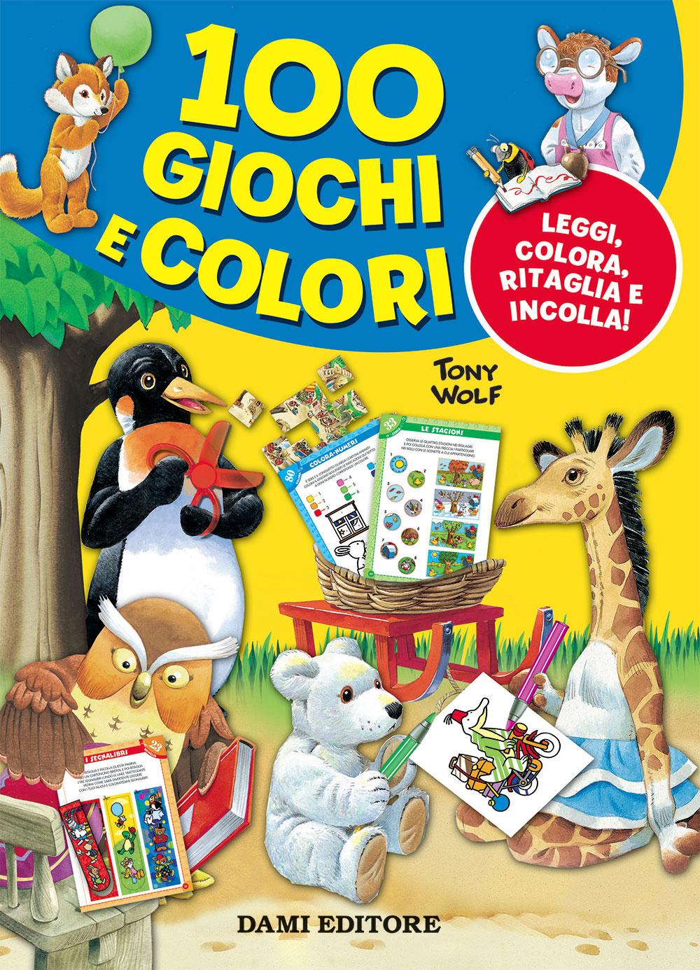 100 giochi e colori