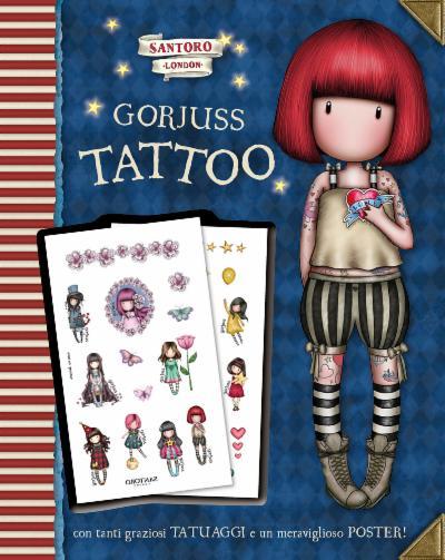 Libro Tattoo Gorjuss