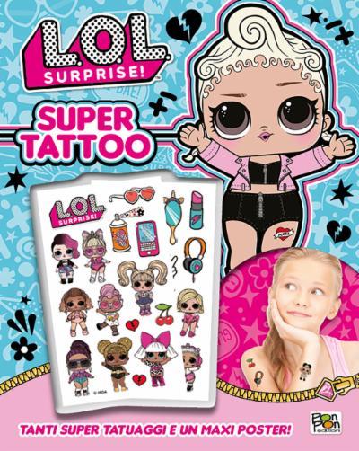 Libro Tattoo Lol