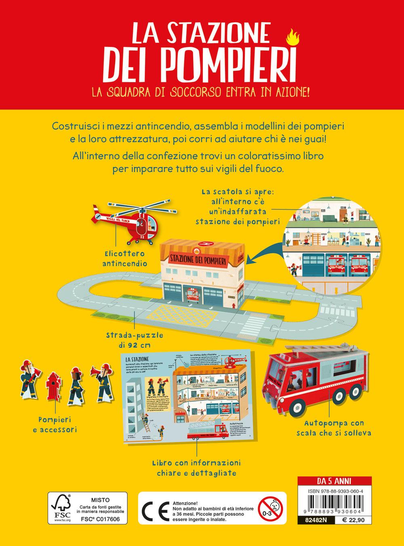 La stazione dei pompieri