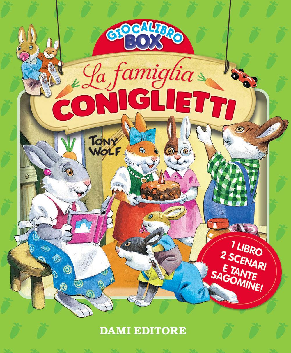La famiglia Coniglietti