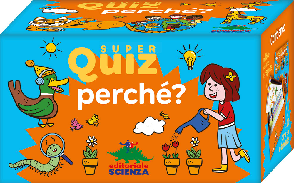 Super Quiz - Perché?