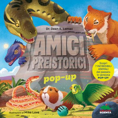 Amici preistorici pop-up