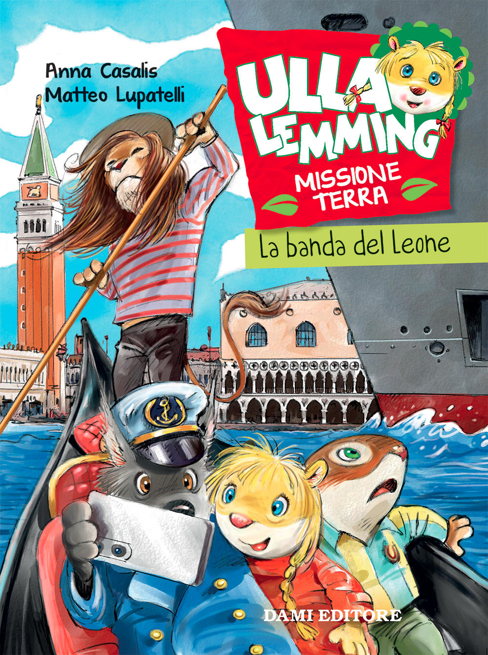 Ulla Lemming. La banda del leone