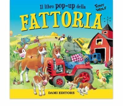 Il libro pop-up della Fattoria