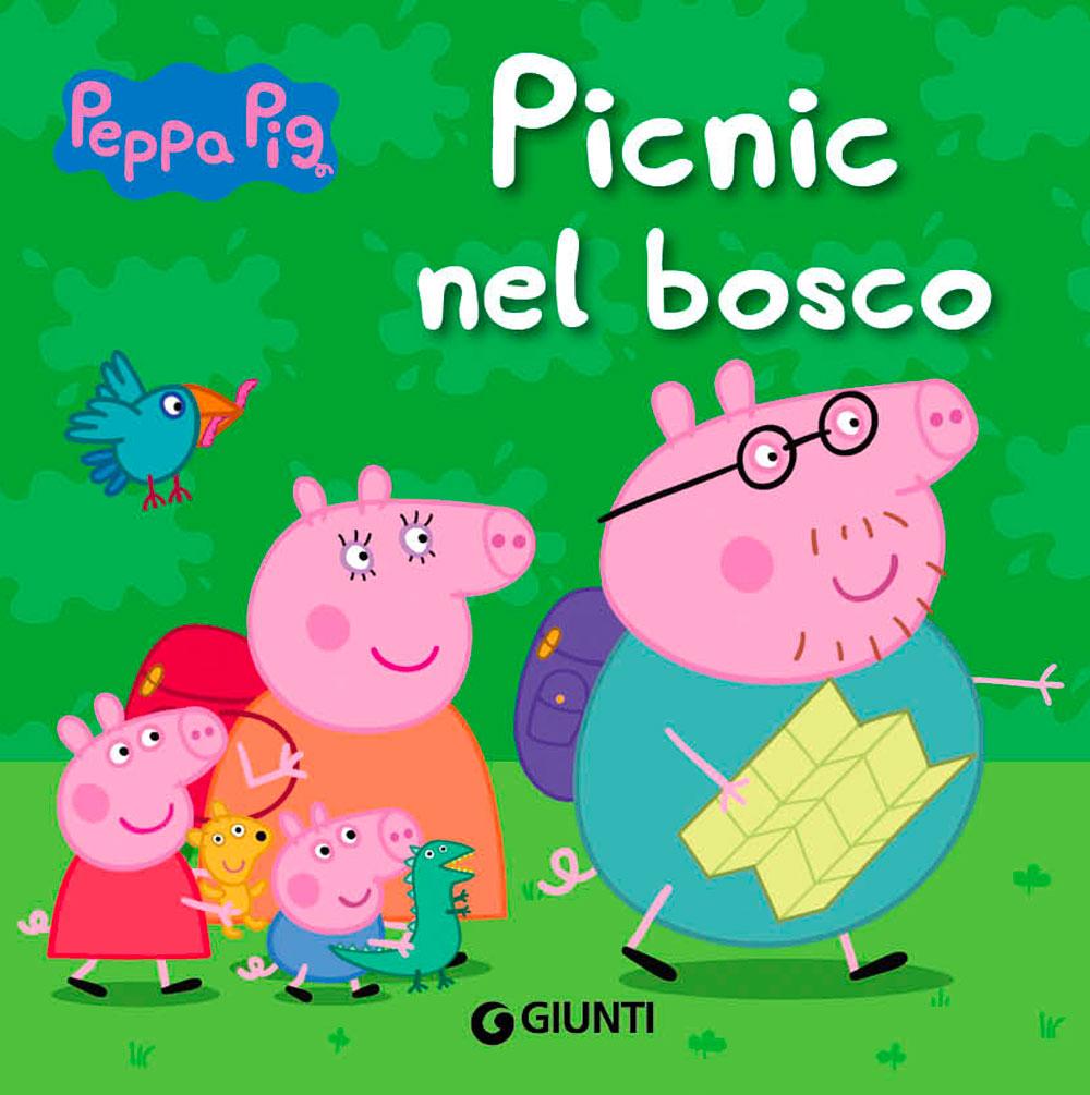 Peppa Pig - Picnic nel bosco