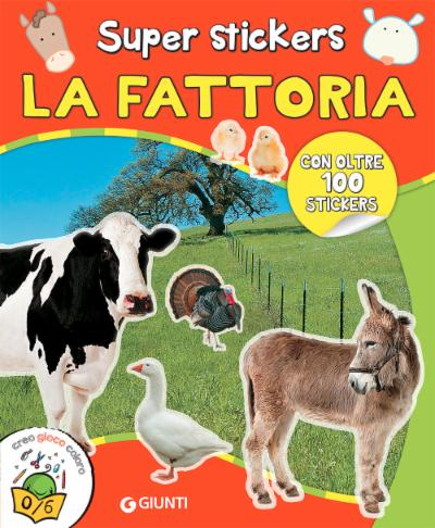 Super stickers. La fattoria
