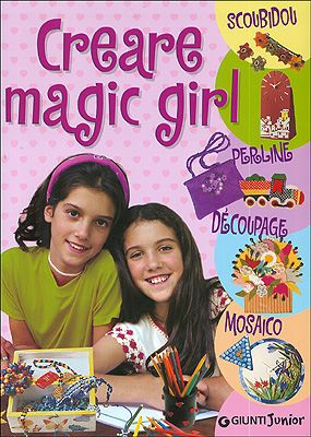 Creare magic girl