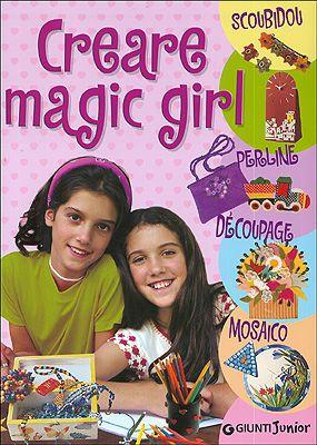 Creare magic girl