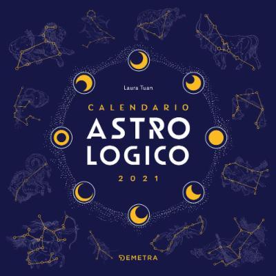 Calendario astrologico 2021, da parete, 30x30 cm