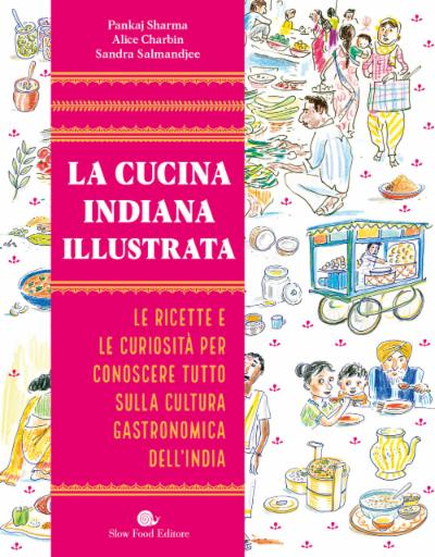 La cucina indiana illustrata