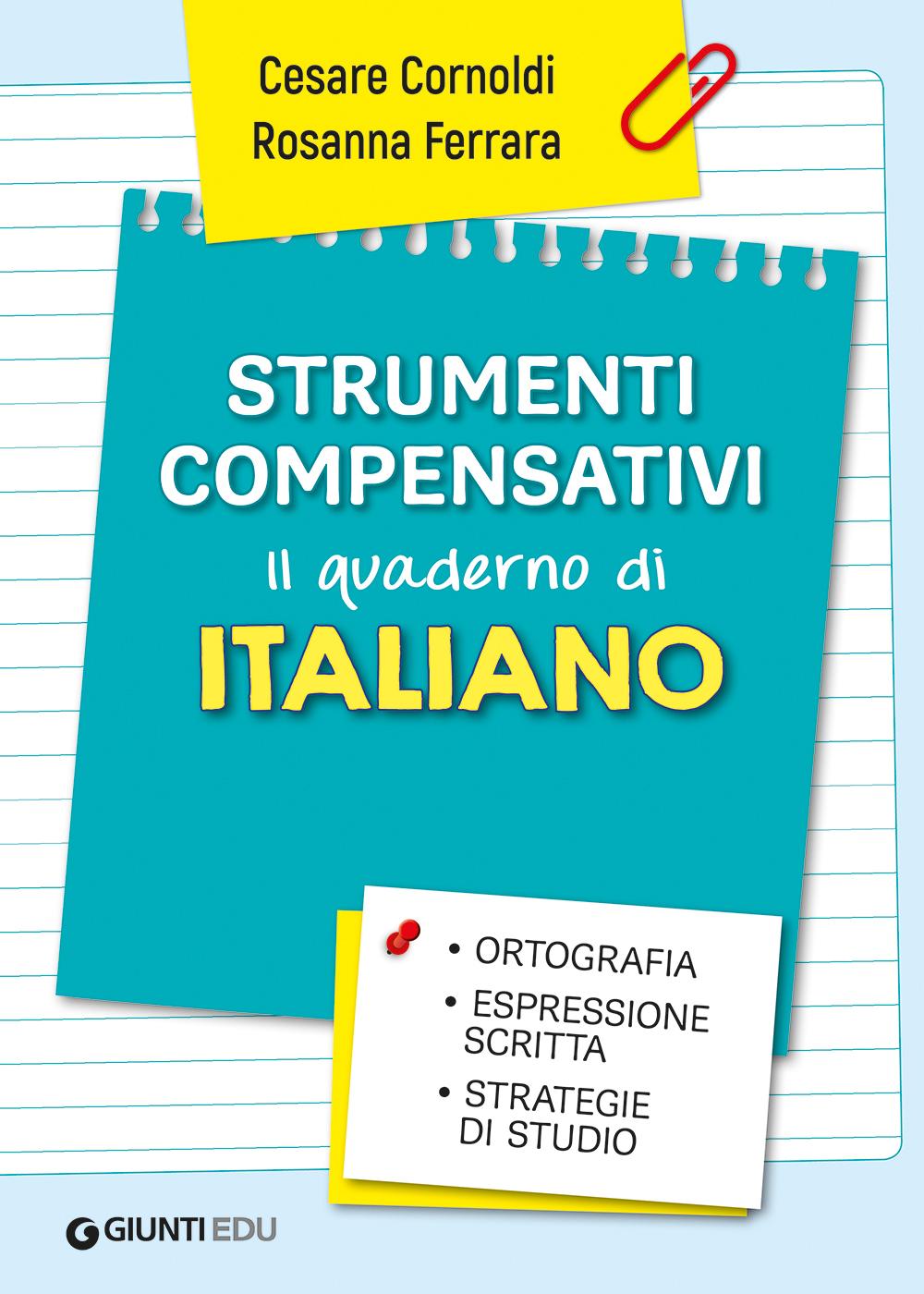 Strumenti compensativi - Il quaderno di Italiano