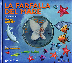 La farfalla del mare + CD