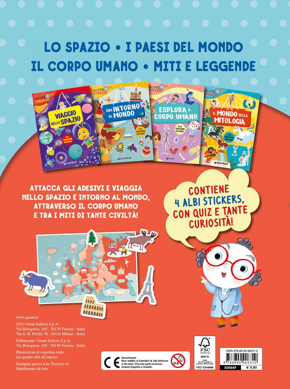 Scopro stickers