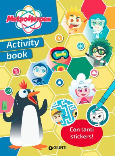 Meteoheroes. Activity Book